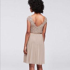 Short Bridesmaid Dresses David's Bridal